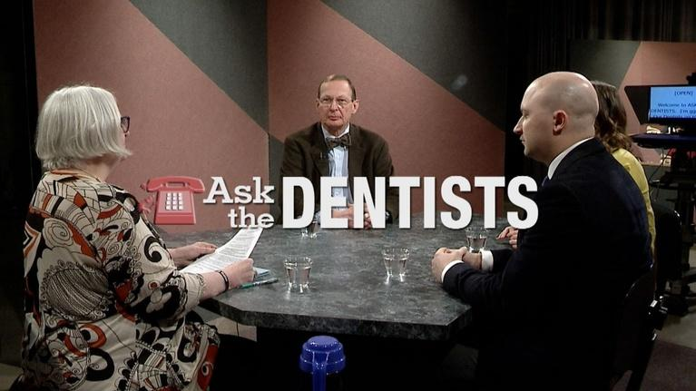 Ask the Experts: Ask the Dentists 2018