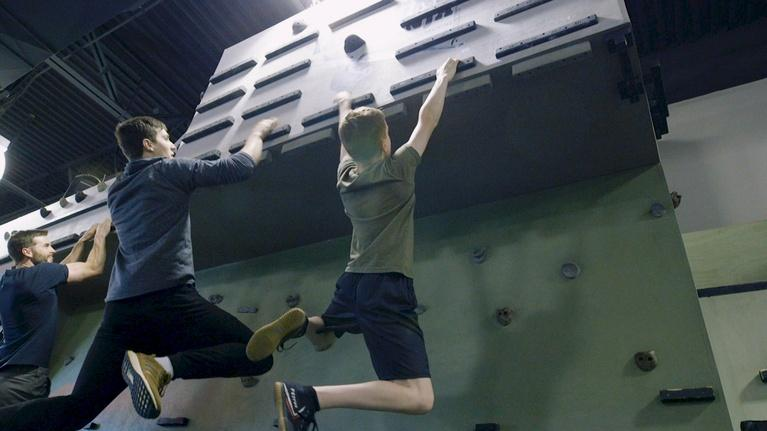 Destination Michigan: Iron Grip Ninja and Obstacle Training