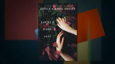 Joyce Carol Oates at 2014 Miami Book Fair