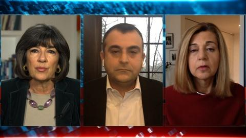 Amanpour and Company -- The Threat of Domestic Terrorism Leading up To Inauguration