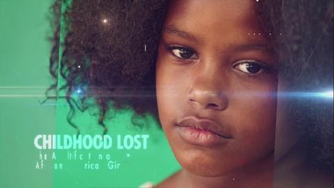 Childhood Lost Logo