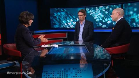 Amanpour and Company -- Peter Frankopan and Malte Herwig on Handke's Nobel Prize Win