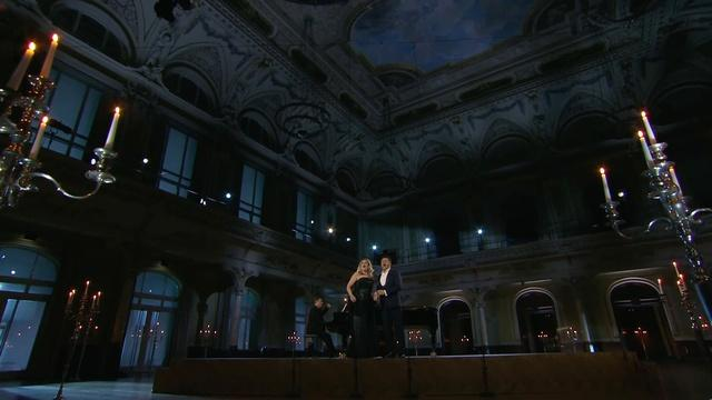 Highlights from Radvanovsky & Beczala in Concert