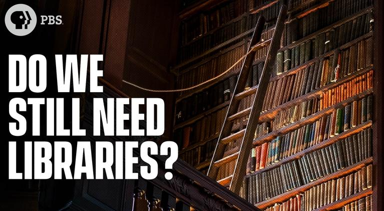 Origin of Everything: Do We Still Need Libraries?