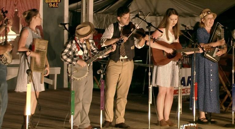 Smithville Fiddler's Jamboree: Smithville Fiddlers Jamboree 2017