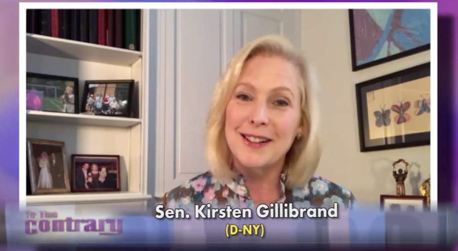 Woman Thought Leader: Sen. Kirsten Gillibrand