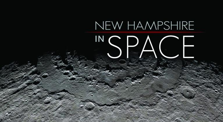 New Hampshire in Space: New Hampshire in Space