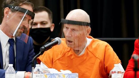 News Wrap: Golden State Killer will serve life in prison