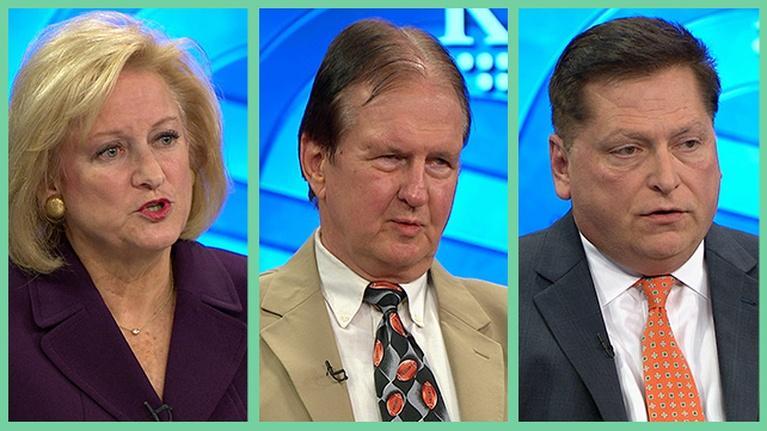 Kentucky Tonight: 3rd, 4th and 5th Congressional District Candidates