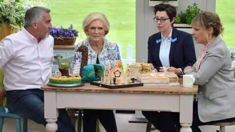 The Great British Baking Show -- S4 Ep10: The Final