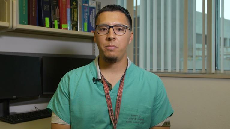 What It Takes: Pharmacy Technician Zach Chavez