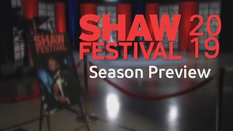 WNED-TV Specials: Shaw Festival 2019 Season Preview