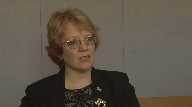 Inside Appalachia: Marshall University Professor of Counseling Carol Smith
