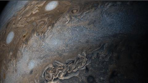 NOVA -- Jupiter's Latest Moon Discovery