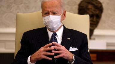 News Wrap: Biden backs $1,400 stimulus payments