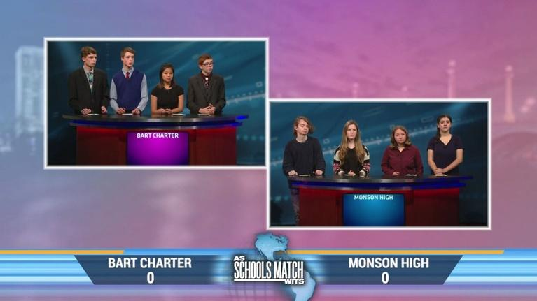 As Schools Match Wits: BART Charter vs. Monson (March 21, 2020)