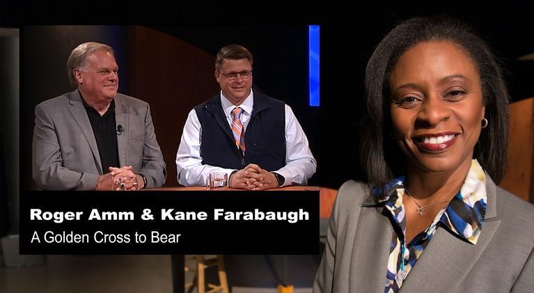 Consider This: S03 S10: Roger Amm & Kane Farabaugh: A Golden Cross to Bear