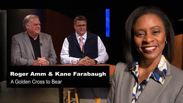 Consider This: S03 E10: Roger Amm & Kane Farabaugh: A Golden Cross to Bear