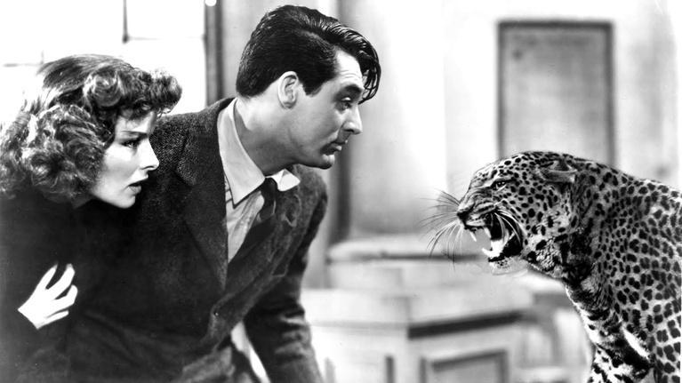 SATURDAY NIGHT CINEMA: Bringing Up Baby WEB EXTRA