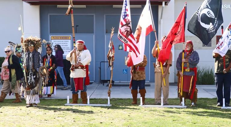 ValleyPBS Specials: Native America: Central Valley Native Veterans