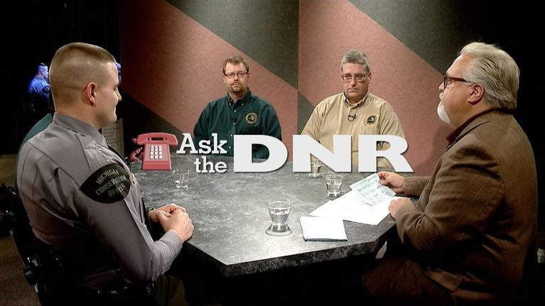 Ask the DNR: Fall 2018 Hunting and Fishing