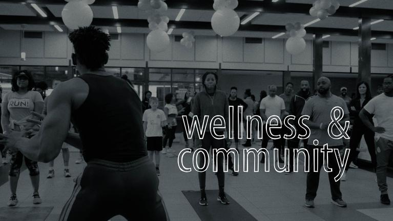 Decibel: Wellness and Community