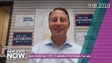 Rob Astorino on Senate Race