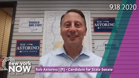 Rob Astorino on Senate Race