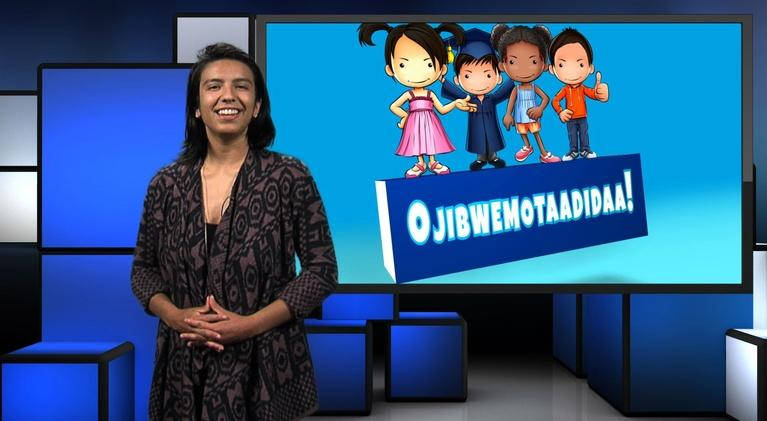Ojibwemotaadidaa!: Iskigamizigan (Sugar Bush), Artist/Animator Jonathan Thunder