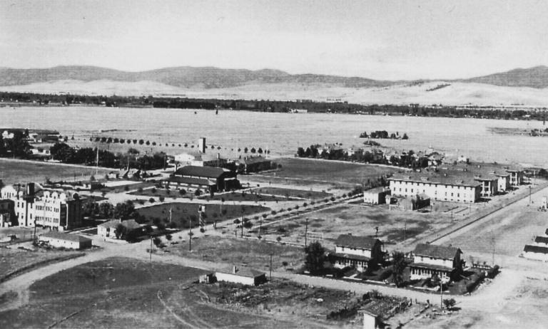 An Alien Place: The Fort Missoula Detention Camp 1941-1944
