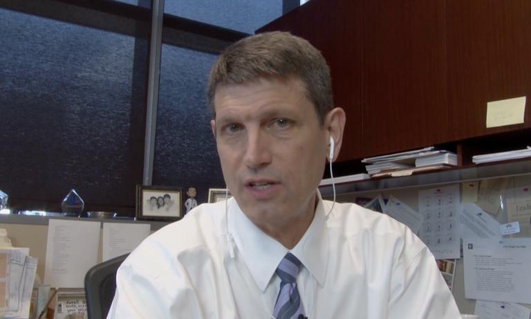 Dr. Fred Cerise, Parkland Health & Hospital System