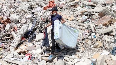 Can Gaza be rehabilitated without aiding Hamas?