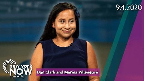 Reporters Roundtable: Marina Villeneuve, SUNY Scramble