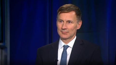 Amanpour and Company -- Jeremy Hunt on Thursday's General Election in the UK