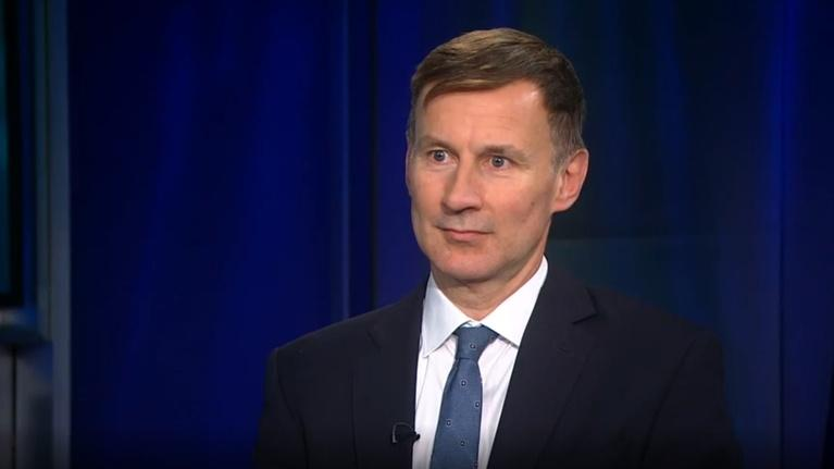 Amanpour and Company: Jeremy Hunt on Thursday's General Election in the UK