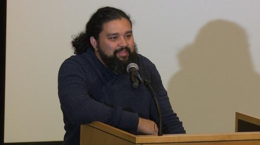 University Place : Artist Talk: Nathan Alan Davis