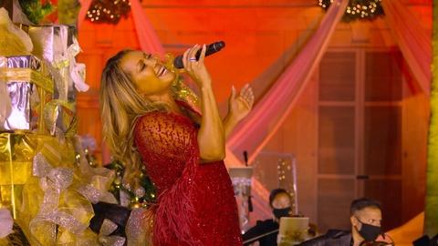 "Ella Wishes You a Swinging Christmas with Vanessa Williams -- ""Good Morning Blues"" - Vanessa Williams and APO"