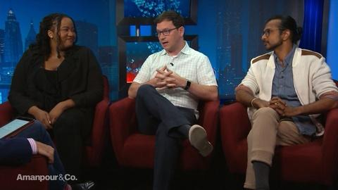 """Amanpour and Company -- """"Freestyle Love Supreme"""" Cast Explains the Art of Freestyle"""