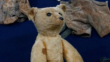 "Appraisal: 1903 Steiff ""Rod"" Teddy Bear"