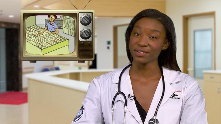Vegas PBS American Graduate: Career Pathway Video for Medical Assistant