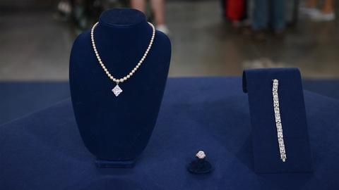 Antiques Roadshow -- S21 Ep12: Appraisal: Art Deco Diamond Bracelet, Ring, & Pend