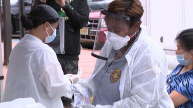NJ gets 2.6M rapid COVID-19 tests, helps Lakewood outbreak
