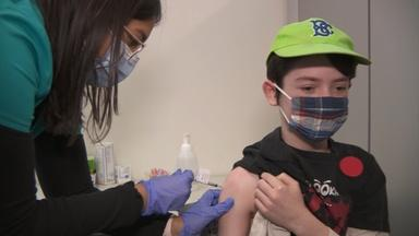 Parents weigh risks of COVID vaccinations for youngest kids