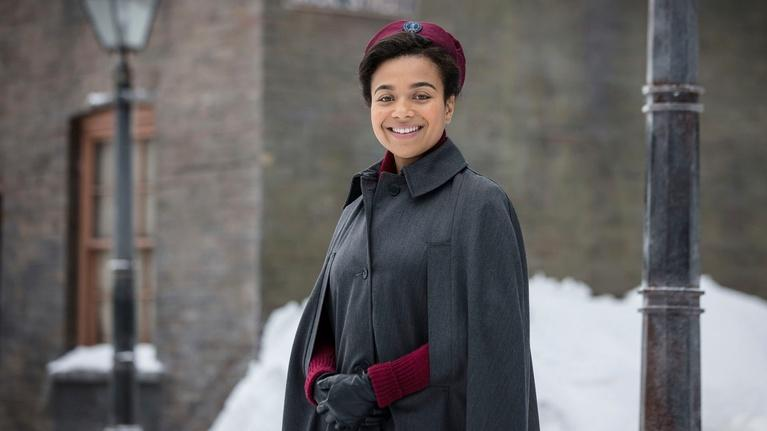 Call the Midwife: Meet Lucille, the New Midwife