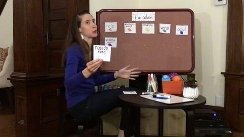Veo colores-I See Colors! - Ashley Warren - Third Grade