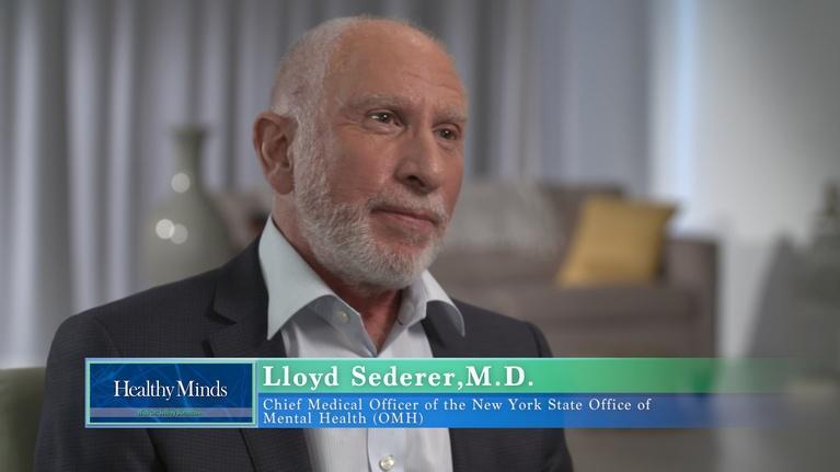 Healthy Minds with Dr. Jeffrey Borenstein: Managing Stress