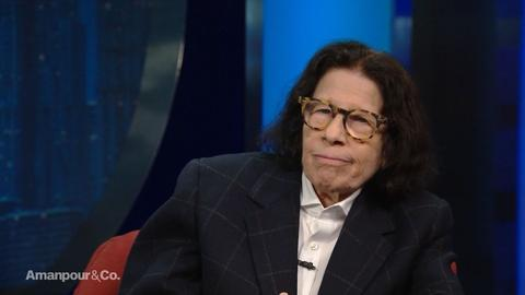Amanpour and Company -- NYC Legend Fran Lebowitz Gives Her Take on 2020 Politics