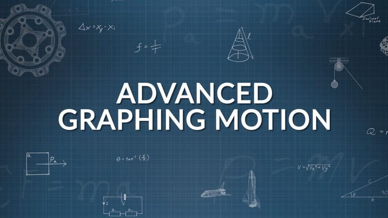 Physics in Motion: Closer Look 2D Graphing Motion -Advanced