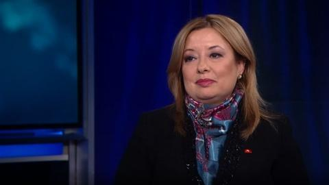 Amanpour and Company -- Gülnur Aybet Discusses Turkey's Role in NATO
