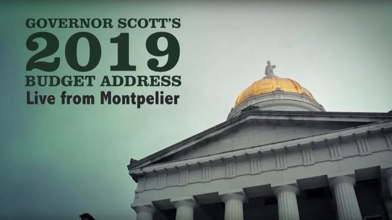 Vermont PBS Specials: Vermont Governor's Budget Address 2019